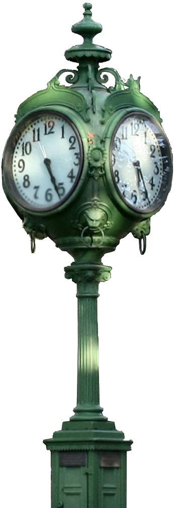 Ligonier's Historic Landmark Clock