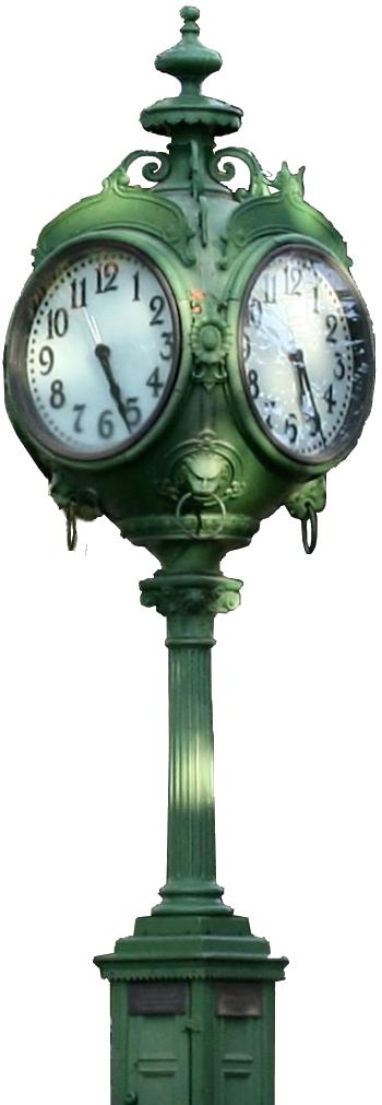 Legends of Ligonier | Historic Cavin Clock